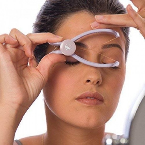 Multi Use Face And Body Hair Threading System For Women
