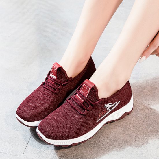 Breathable Casual Fashion Sneakers For Women